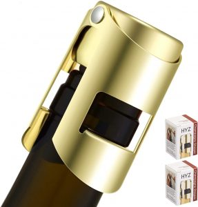 HYZ Gold Bottle Sealer