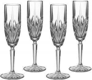 Waterford Brooksid Champagne Flute Marquis